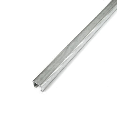 10 x 41mm Plain Pre Galv Strut Support Channel - 6 Metre