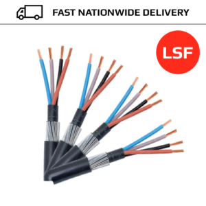 LSF 4 Core Armoured Cable (low smoke)