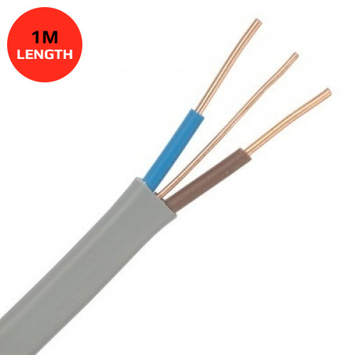 6mm Twin and Earth 6242YH Per Meter