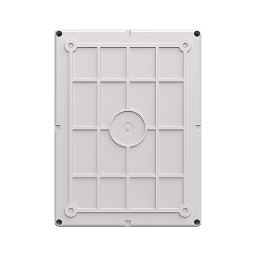 18th Edition 1 Socket Outlet Metered Caravan Hookup Box
