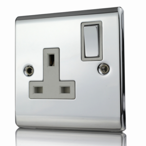 Premspec Polished Chrome Switches and Sockets