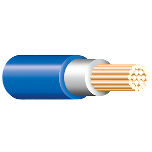 Blue Tri Rated Cable