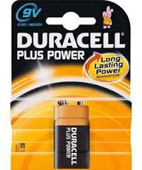 Duracell 9V Batteries