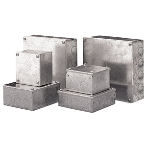 Steel Adaptable Boxes