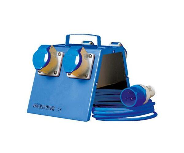 Splitter Box 4-Way 240V