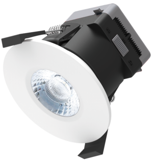 Signature Polaris 8W CCT LED Fire Rated Downlight